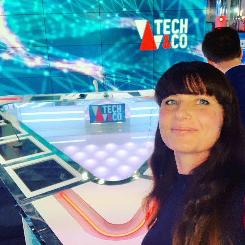 Fanny Bouton dans Tech&Co
