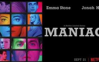 Maniac série Netflix