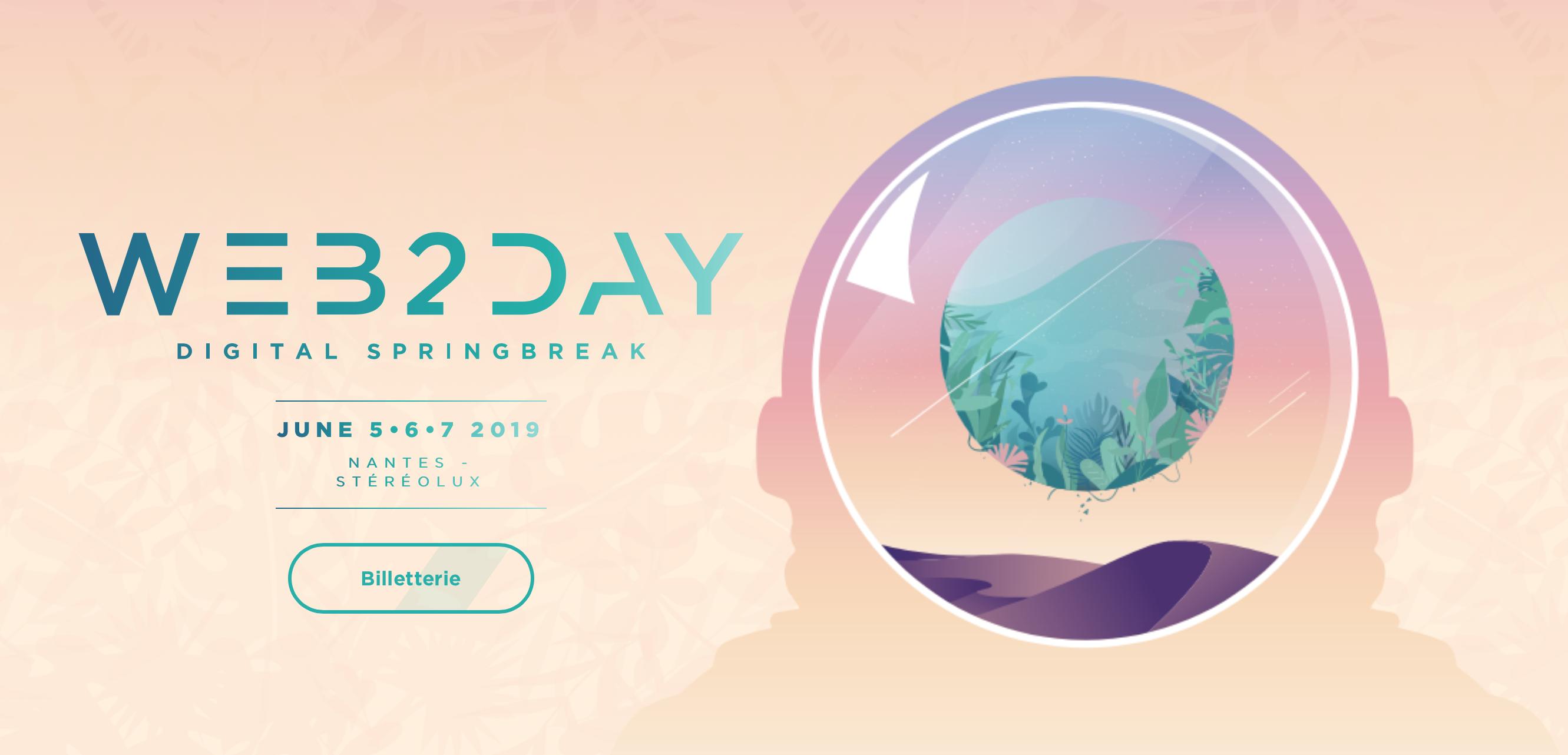 Web2Day 2019 à Nantes
